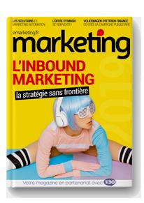 Marketing Magazine numéro spécial : Inbound Marketing